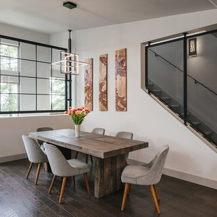 75 Beautiful Rustic Dining Room Pictures Ideas October 2020 Houzz