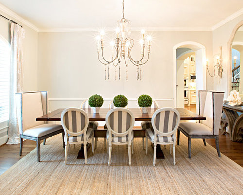 Striped Dining Chair Home Design Ideas Pictures Remodel