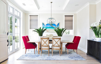New This Week: 4 Casual-Meets-Formal Modern Dining Rooms
