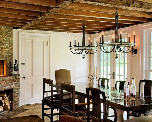dining room lighting low ceilings | Low Ceiling With Beams | Houzz