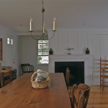 Crow's Pond House Dining Room