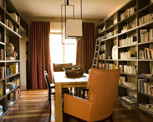 Home Library Decor home library decorating ideas | houzz
