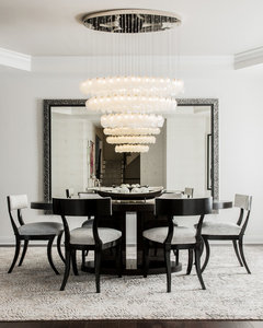 Transitional Home - Transitional - Dining Room - Charlotte - by ...