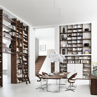 Cubus Dining Room and Library