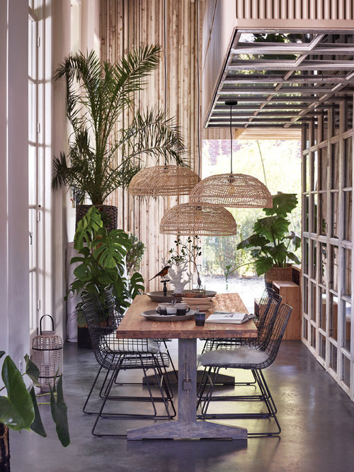 tropical dining room design ideas remodels amp photos tropical dining room ideas