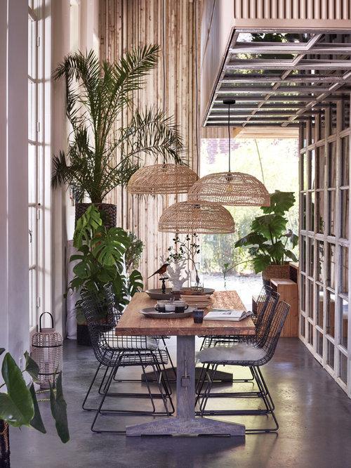 salle manger exotique de luxe photos et id es d co de salles manger. Black Bedroom Furniture Sets. Home Design Ideas