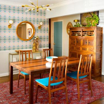 Culver City Living & Dining Room