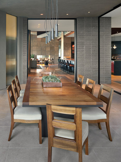 Glass Wood Dining Table With glass and wood dining table | houzz