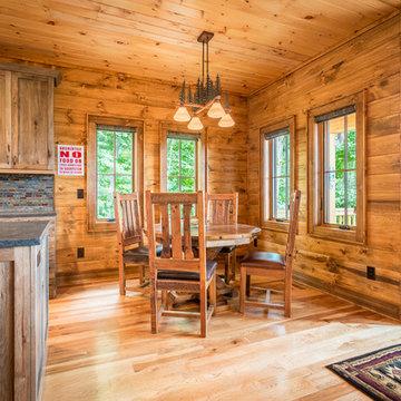 Custom Cabin at Grandfather