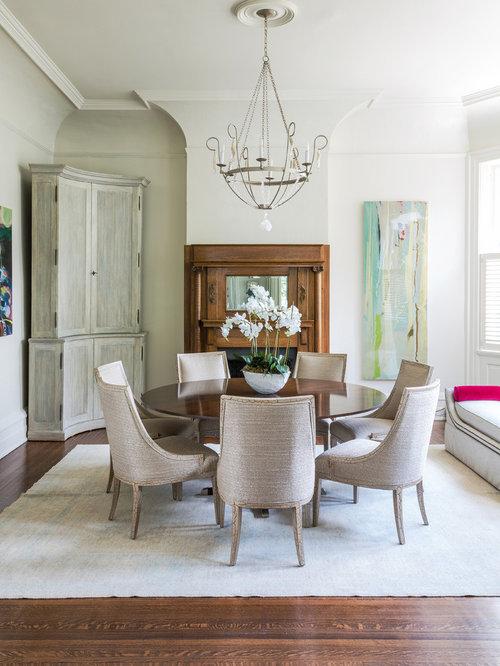 New orleans dining room design ideas renovations photos for Medium dining room ideas