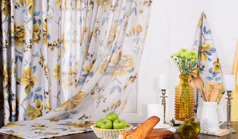 Custom Curtains for Dining Room