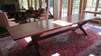 Custom Furniture - Dining Room Table