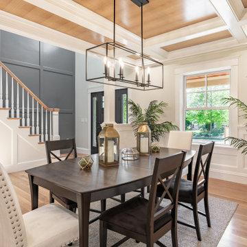 Custom Home Design - Reading, MA