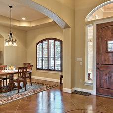 Traditional Dining Room by Valverdi Custom Homes