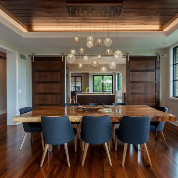 Custom Home Galleries: Dining Rooms