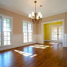 Traditional Dining Room by Sullivan Design & Construction, LLC
