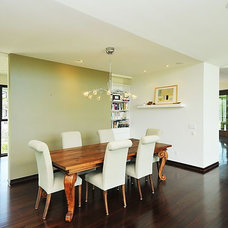 Contemporary Dining Room by Ottawa General Contractors