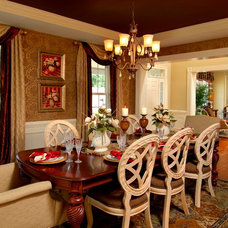 Traditional Dining Room by Westbrooke Homes