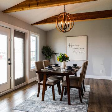 Custom Prairie Ranch (2488) - Ready-to-Move Home