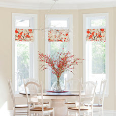 Traditional Dining Room by Rebecca Mitchell Interiors & Boutique