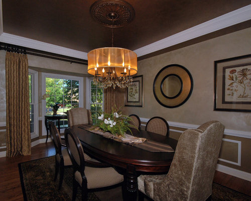 Traditional Dining Room Idea In Dallas