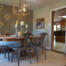 My Houzz: Budget-Friendly Decorating Updates for a Great Room in Texas