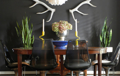 My Houzz: Eclectic Elegance Distinguishes a Dallas Home