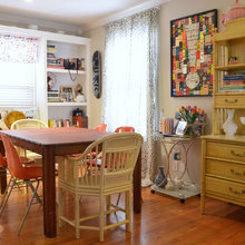 My Houzz: Welcoming Baby in an Eclectic Dallas Rambler