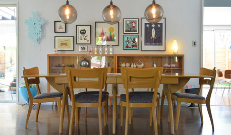 Personal Spaces: Homeowners Work Their Pendant Lights