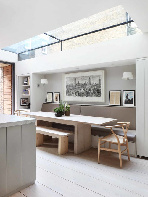 Design Ideas For A Modern Dining Room In London