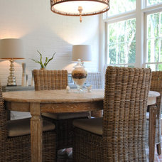 Traditional Dining Room by House Dressing Interiors, LLC