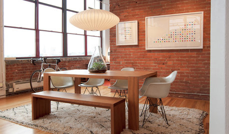 How to Make a Dining Room Feel Warm & Inviting
