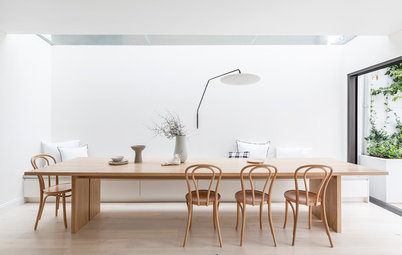A Victorian Terrace Made Minimalist... With Hints of History