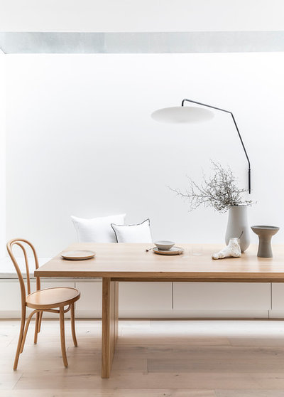 Modern Dining Room by TomMarkHenry