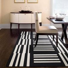 Modern Dining Room by FLOR