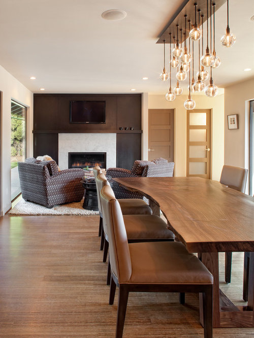 Dining Room Table Lighting  Houzz