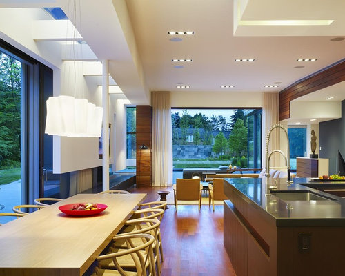 Soffit With Recessed Lighting | Houzz
