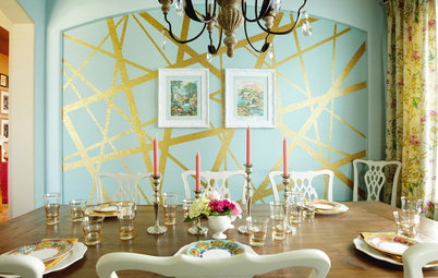 20 Ways to Inject Personality With Paint ... Inside and Out