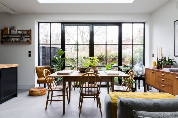 Contemporary Dining Room By ALL U0026 NXTHING