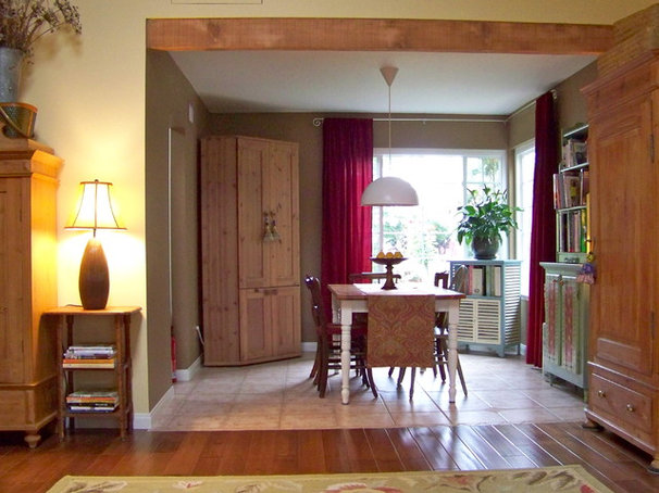 Eclectic  by Belle Maison Home Staging & Redesign
