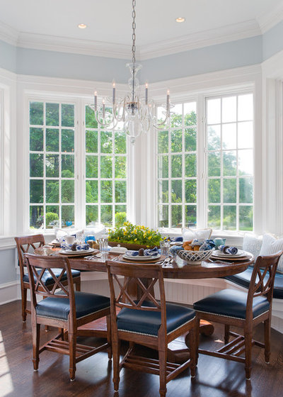 Traditional Dining Room by DEANE Inc | Distinctive Design & Cabinetry