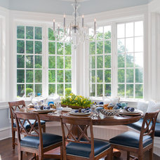 Traditional Dining Room by DEANE Inc | Rooms Everlasting