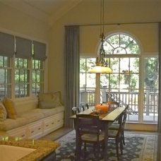 Traditional Dining Room by TAYLOR DESIGN CONSULTANTS, inc.