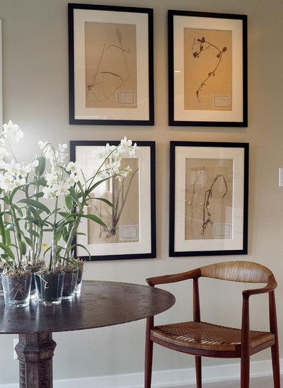 Классический Столовая by Rozalynn Woods Interior Design