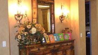 Decorative interiors