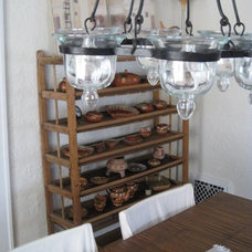 Eclectic Dining Room DecorMadeSimple