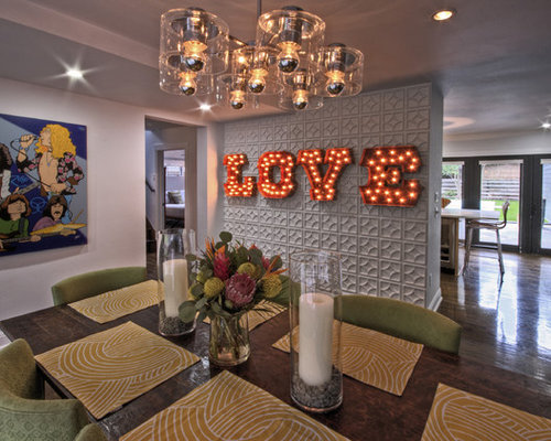 Funky Dining Room | Houzz