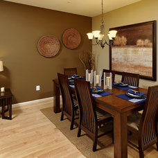 Contemporary Dining Room by Beazer Homes - Maryland/Virginia