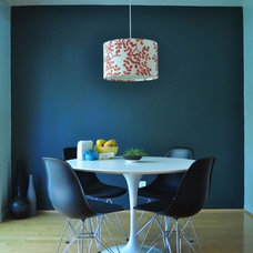 Modern Dining Room by Story & Space - Interior Design and Color Guidance