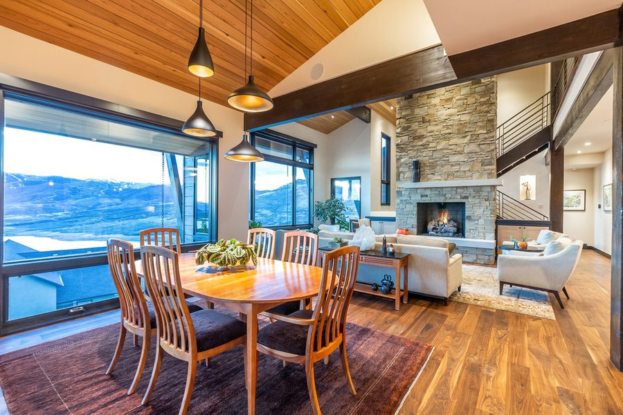 Deer Mountain Home, Park City, Utah